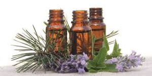 essential oils and herbs