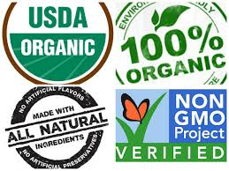 Organic Label Guide – What to look for in Organic Labels.