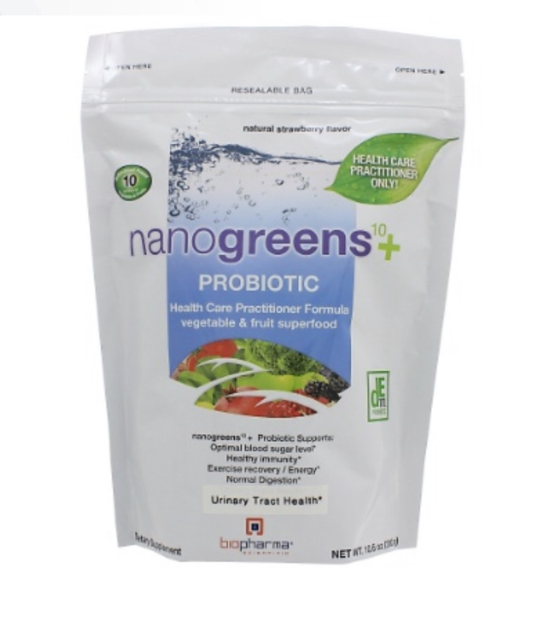 NanoGreens Plus Probiotic