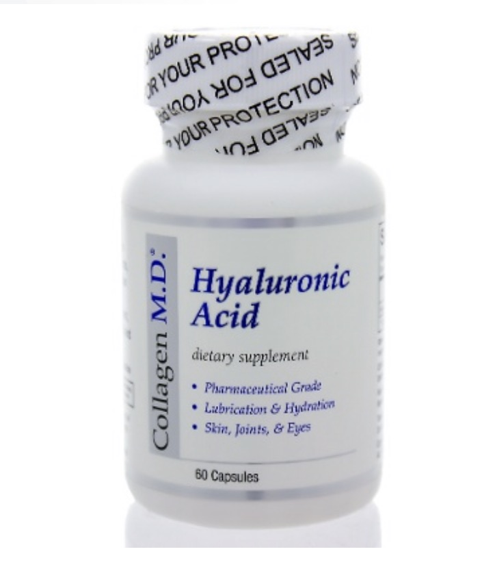 HyaluronicAcid-Excellent for the body, inside & out