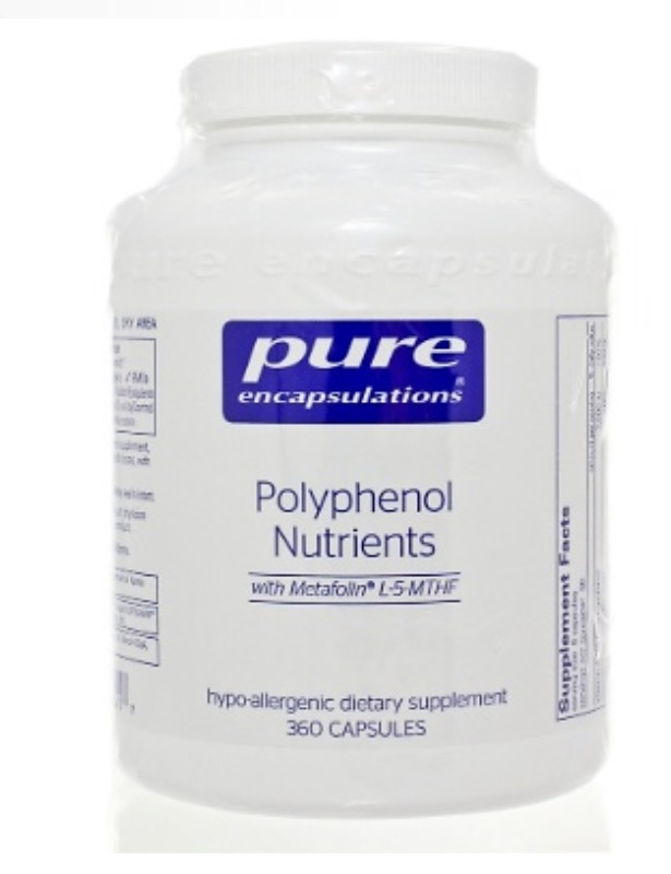 Polyphenol Nutrients-Multi Vitamin for Male/Females
