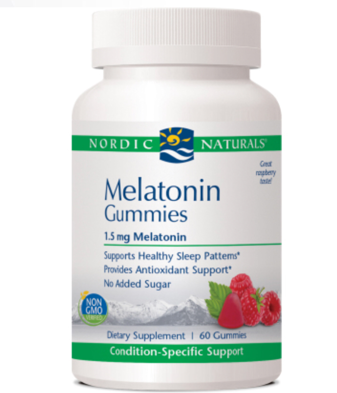 Trouble sleeping? Trouble with kids swallowing pills? Melatonin Gummies without artificial sugars!!