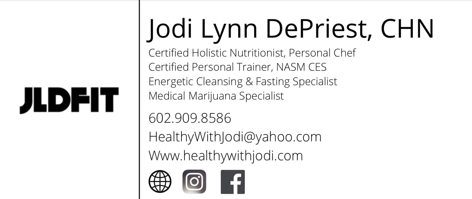 Jodi Lynn DePriest